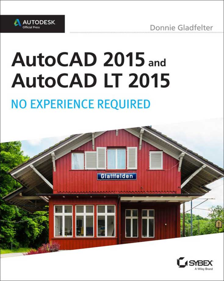 "Mourad For Construction - Download The Book ""Autocad 2015 & Autocad 2015 LT"""